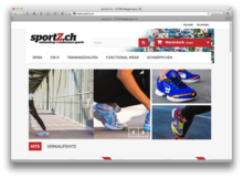 sportz.ch onlineshop 4 endurance sports