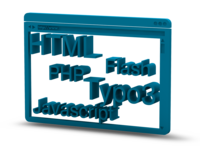 Webdesign: HTML, HTML5, PHP, Typo3, Javascript, Flash